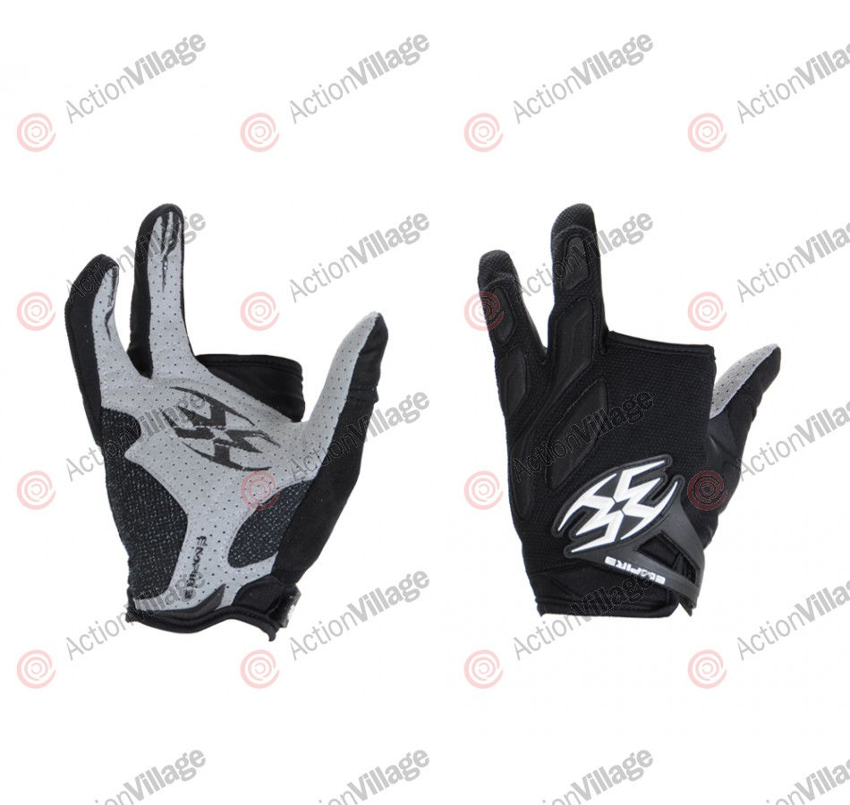 Empire 2013 LTD THT Paintball Gloves - Black