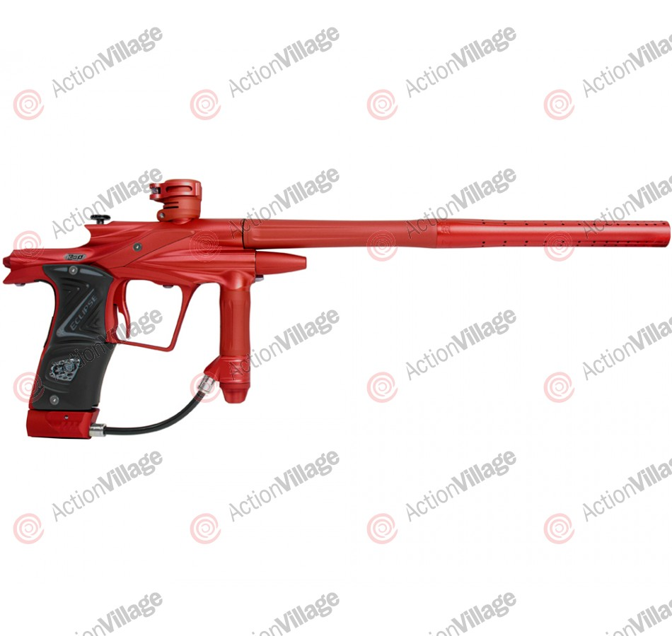 Planet Eclipse 2011 Ego Paintball Gun - LE Two Tone Red/Red