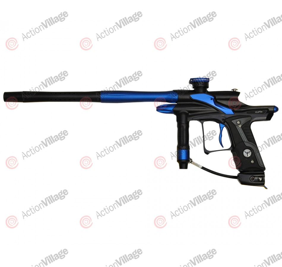 Dangerous Power Fusion FX Paintball Gun - Black/Blue