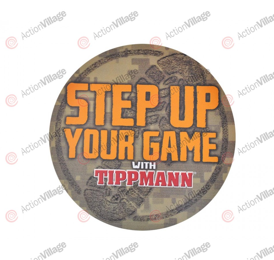 Tippmann Step Up Your Game Sticker - 12