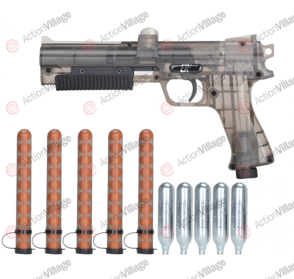 JT ER2 Pump Paintball Pistol Kit