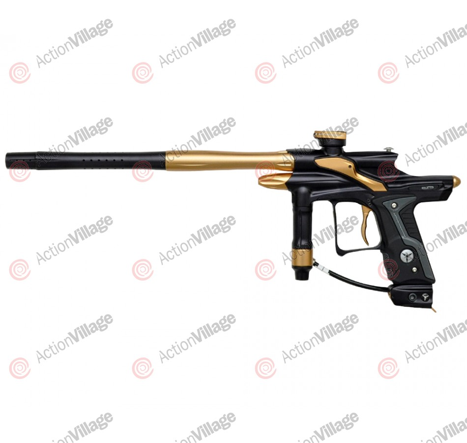 Dangerous Power Fusion FX Paintball Gun - Black/Gold