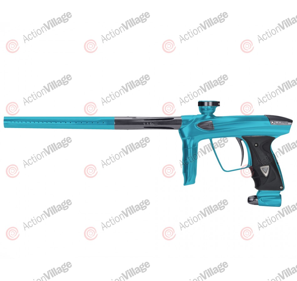 DLX Luxe 2.0 Paintball Gun - Teal/Pewter