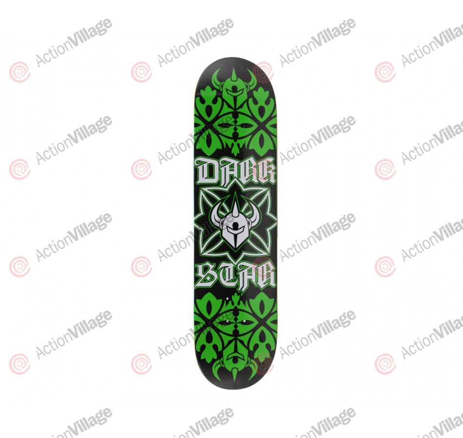 Darkstar Cross Comp SL - Green - 8.0 - Skateboard Deck