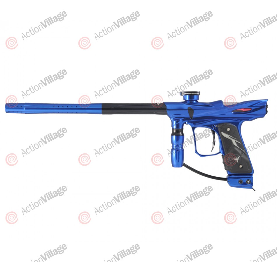 Dangerous Power Rev-i Paintball Gun - Blue/Black