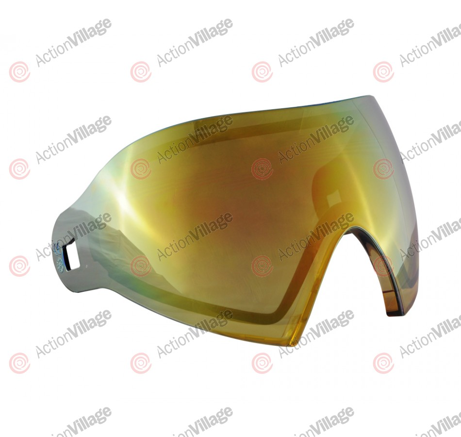 Dye I4 Thermal Mask Lens - Dyetanium Faded Bronze Sunrise