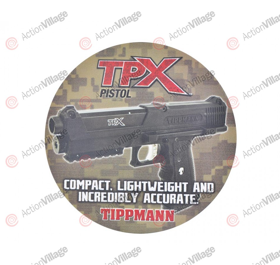 Tippmann TPX Sticker - 12