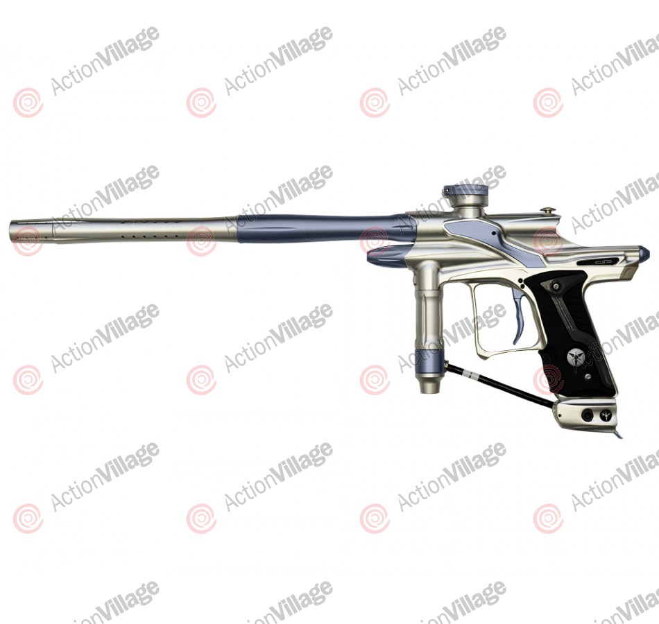 Dangerous Power Fusion FX Paintball Gun - Silver/Pewter