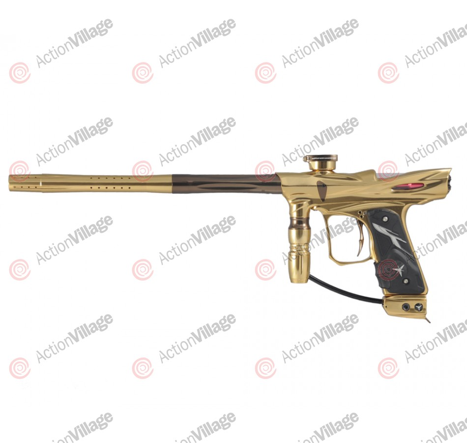 Dangerous Power Rev-i Paintball Gun - Khaki/Brown