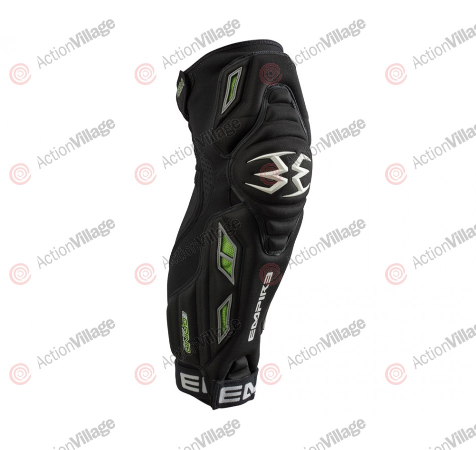 Empire 2013 Grind Knee & Shin Pads THT - Black