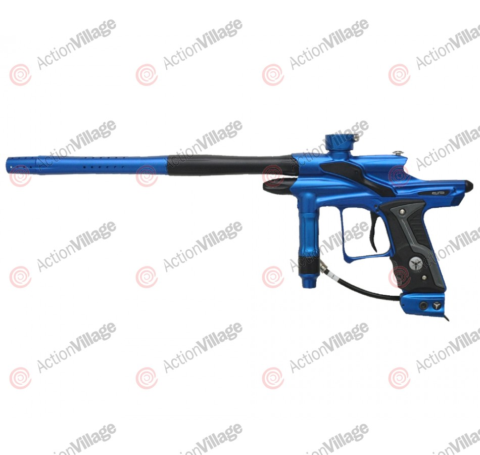 Dangerous Power Fusion FX Paintball Gun - Blue/Black