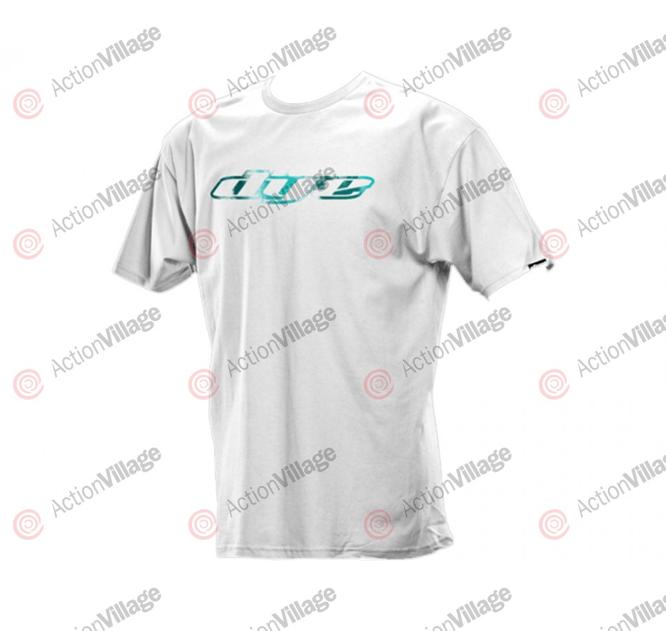 2013 Dye Scratch T-Shirt - White