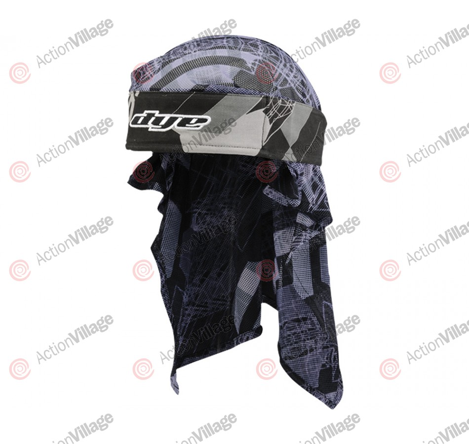 2013 Dye Head Wrap - Cubix Grey