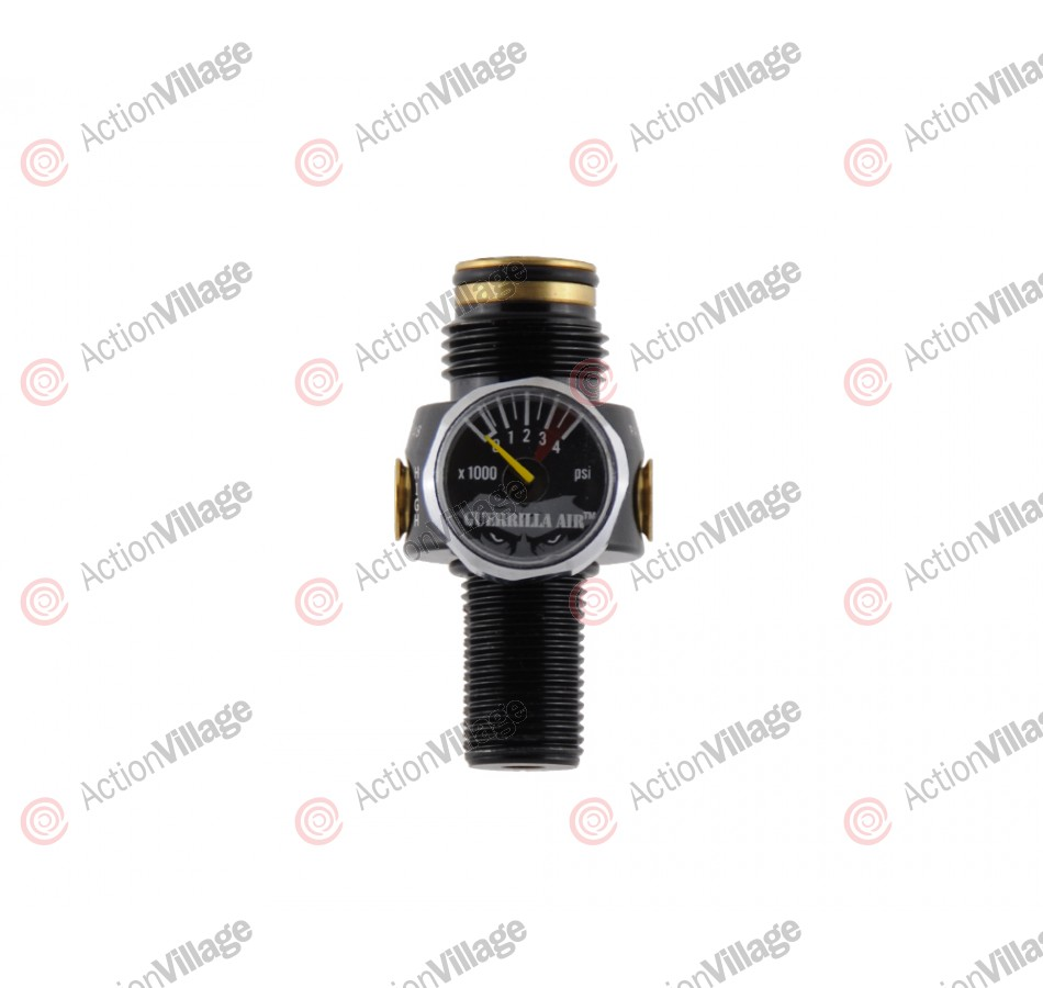 Guerrilla Air M3 Myth Tank Regulator - 3000 PSI Tank - Standard Output