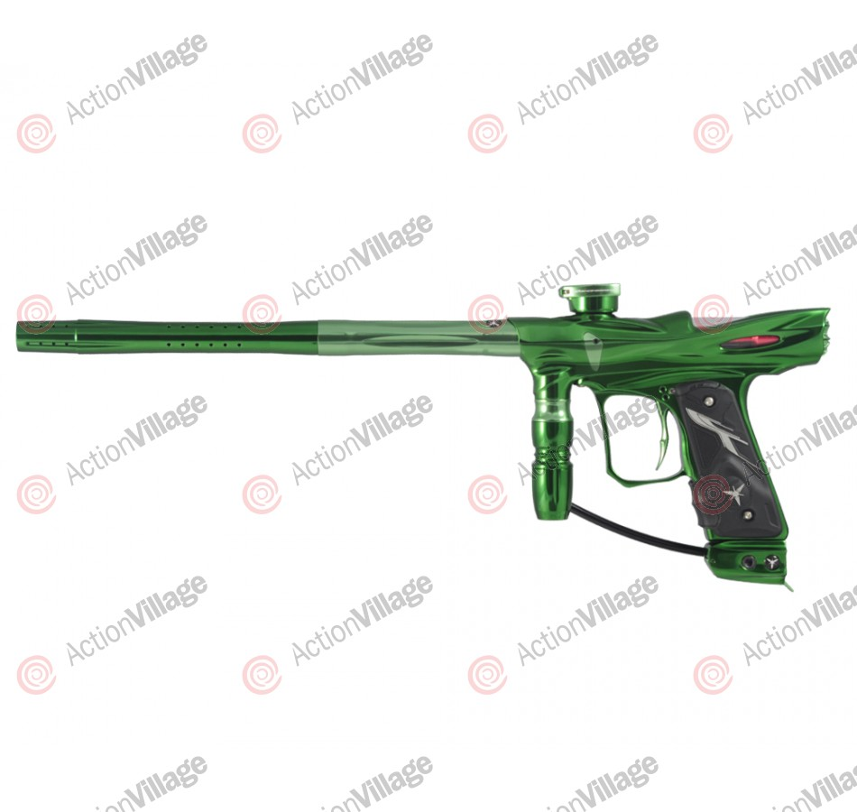 Dangerous Power Rev-i Paintball Gun - Green/Fern Green