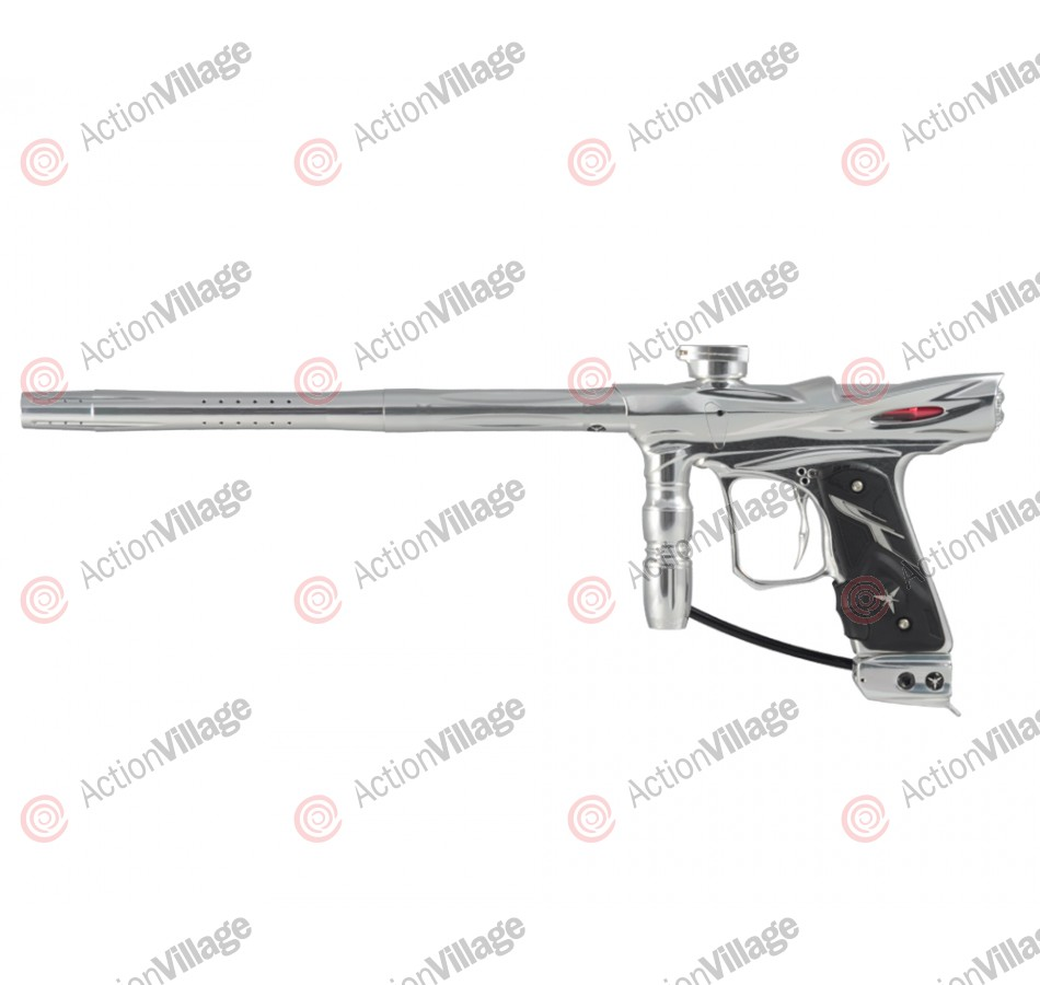 Dangerous Power Rev-i Paintball Gun - Clear/Clear