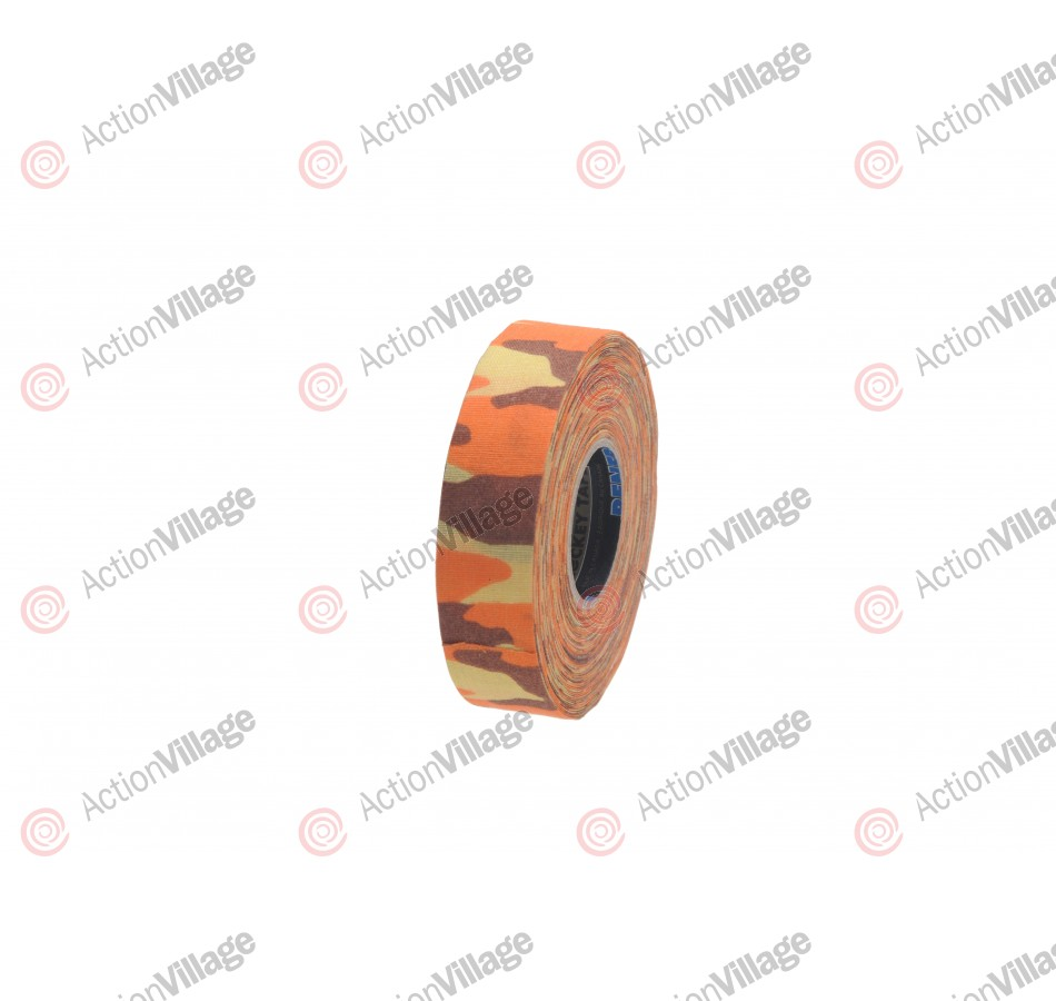 Renfrew Themed Hockey Tape - Camo Orange