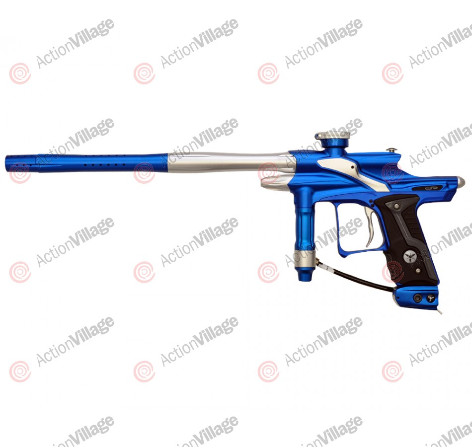 Dangerous Power Fusion FX Paintball Gun - Blue/White