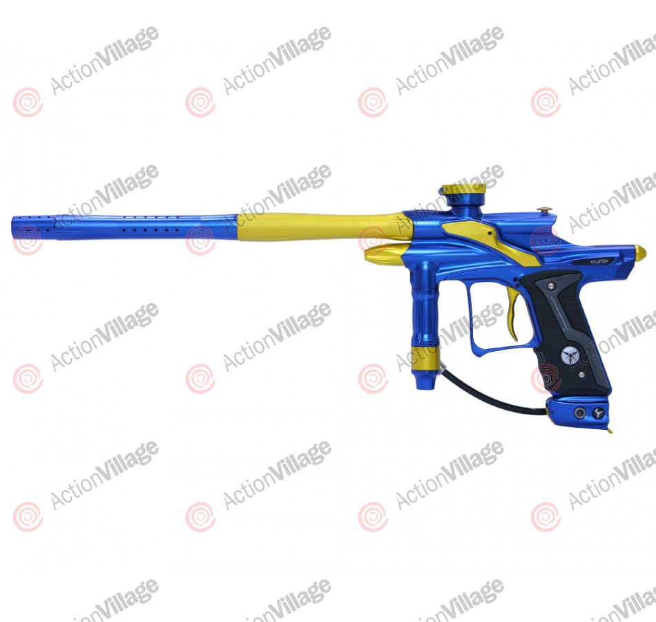 Dangerous Power Fusion FX Paintball Gun - Black/Yellow