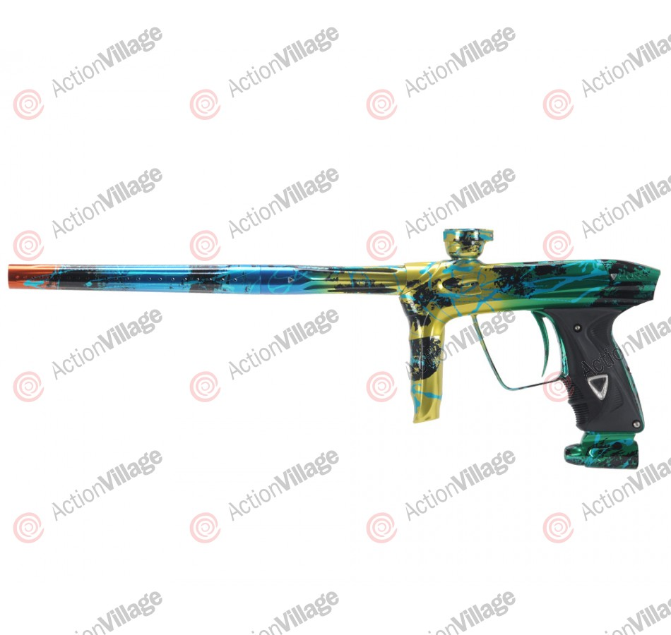 DLX Luxe 2.0 Paintball Gun - Brazilian Splash
