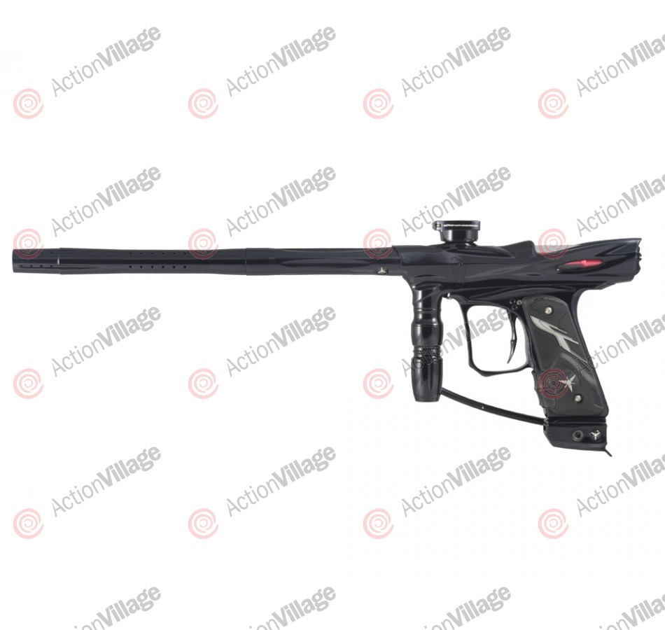 Dangerous Power Rev-i Paintball Gun - Black/Black