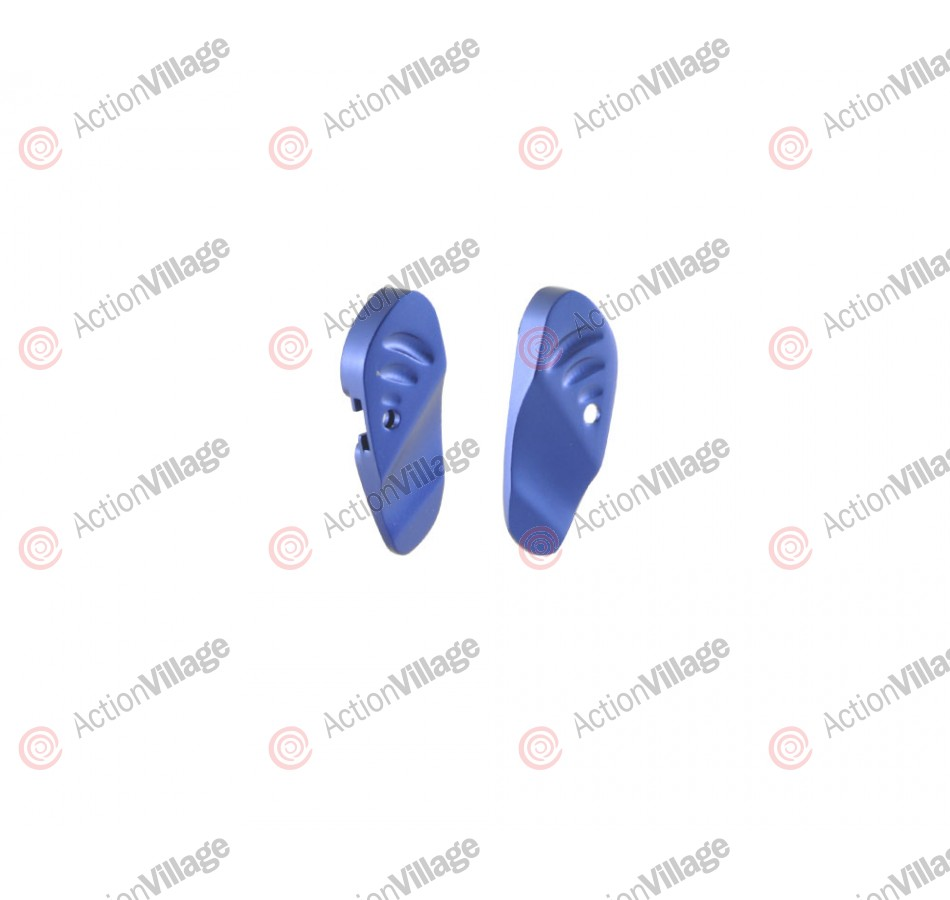 Trinity Proto Rail Eye Covers - Dust Blue