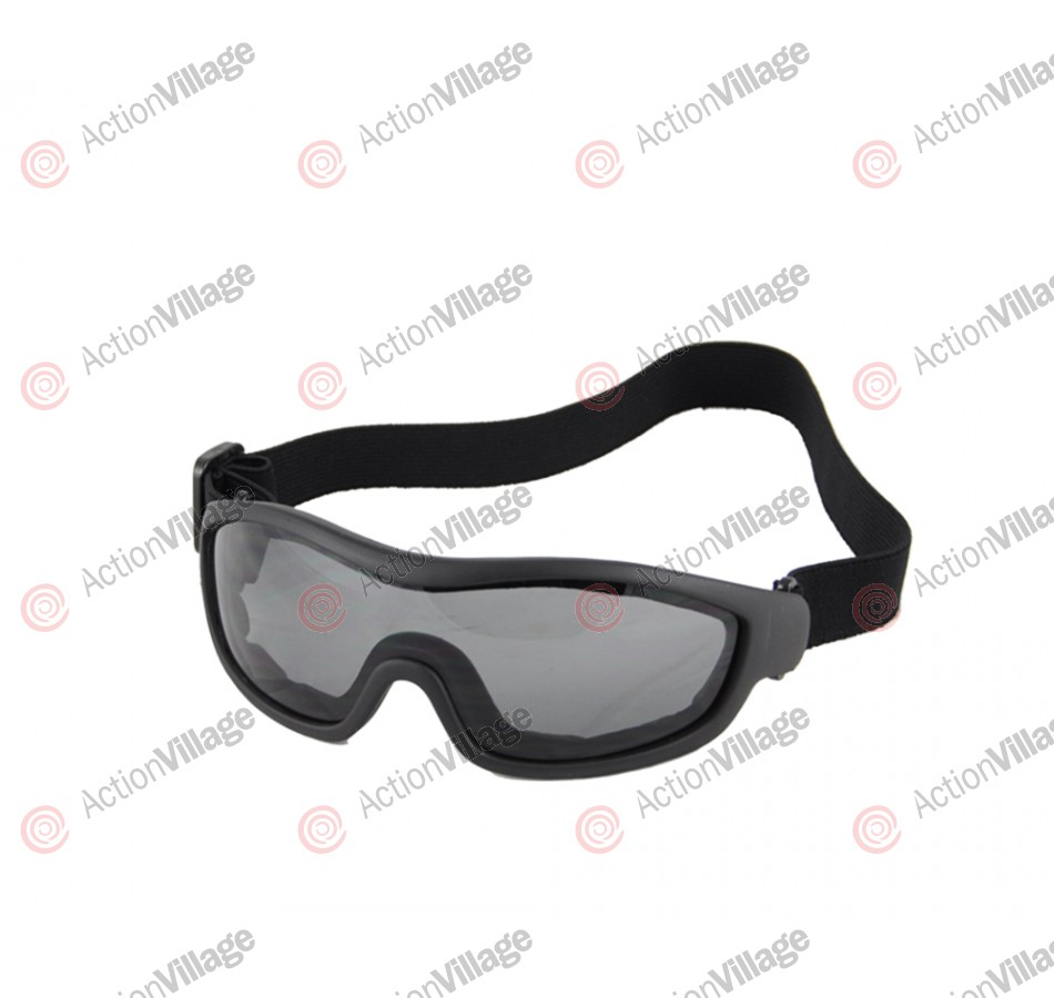 Gen X Global Basic Airsoft Goggle - Black