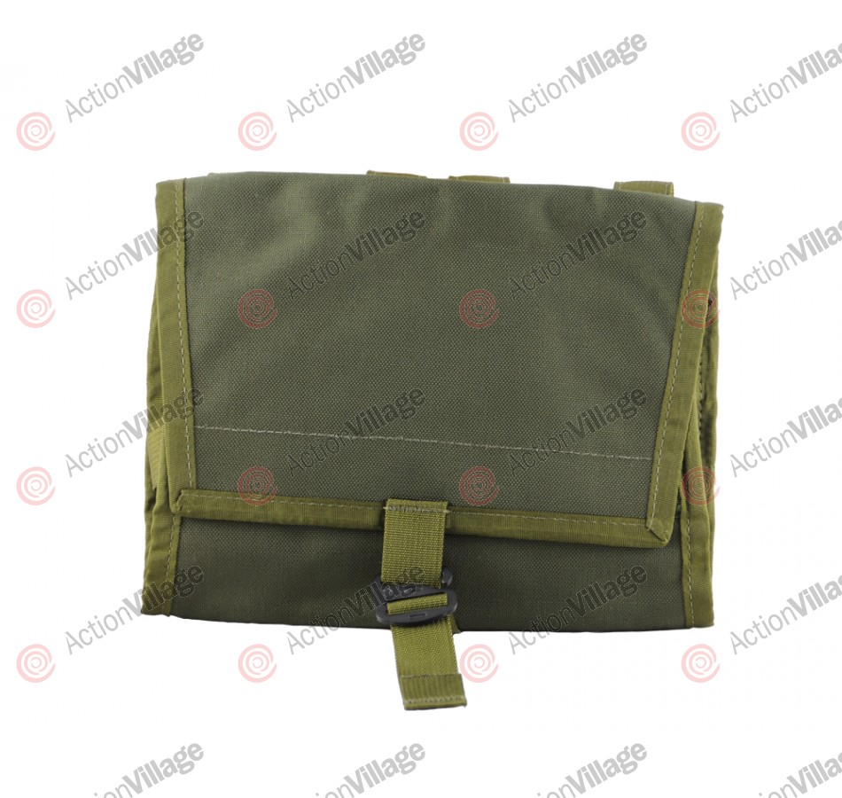 Full Clip Gen 2 Horizontal Air Tank Pouch - Olive Drab