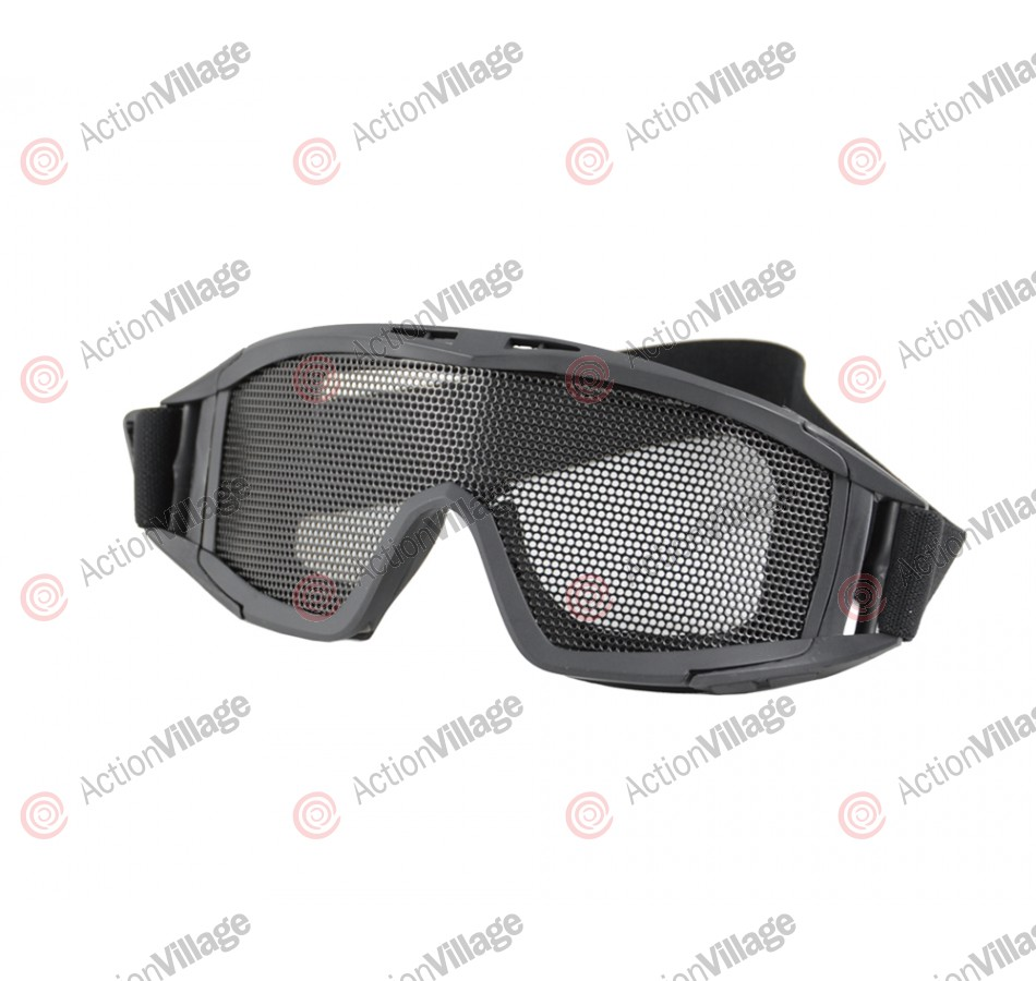 Gen X Global Sniper Airsoft Goggle - Black