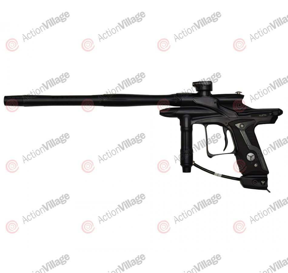 Dangerous Power Fusion FX Paintball Gun - Black/Black