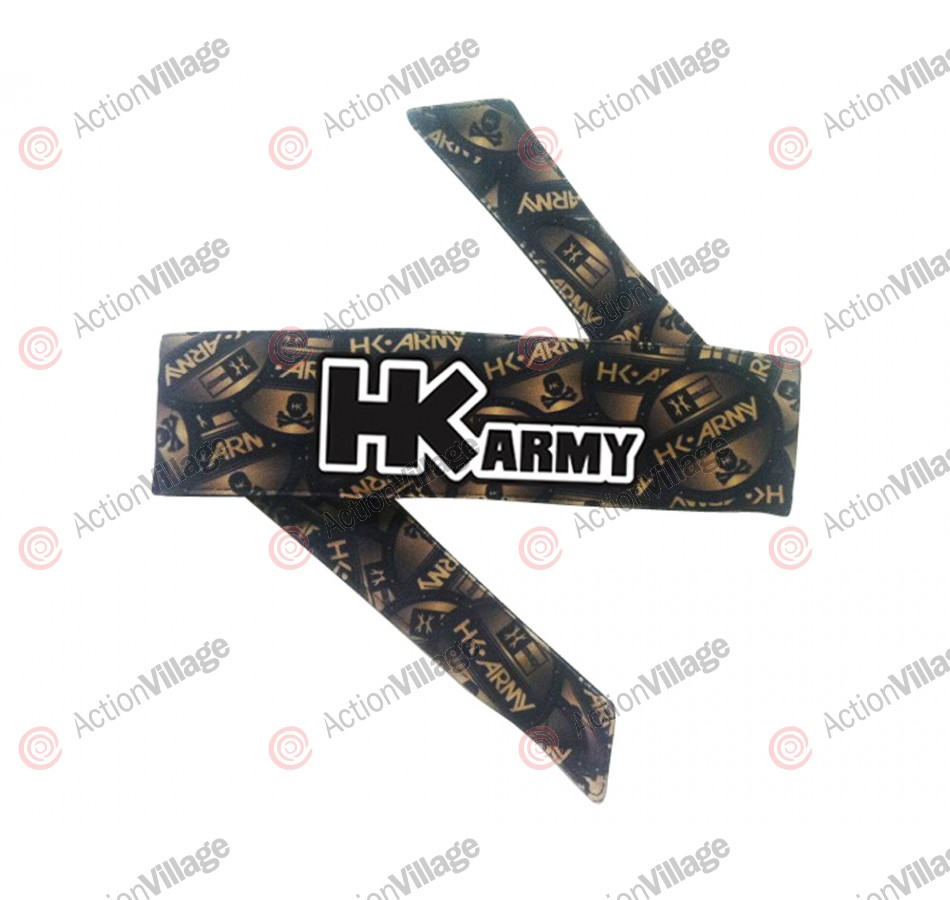 HK Army Headband - HK Hostile Kids Era