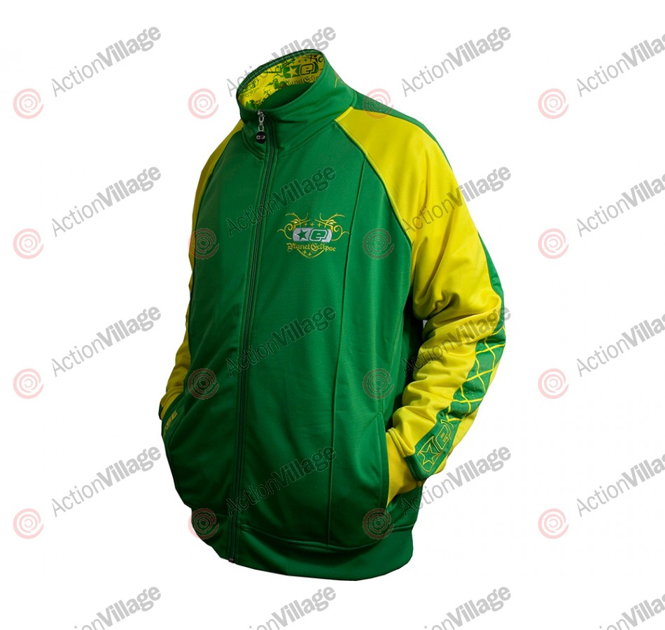 Planet Eclipse Men's Compton Track Jacket - Brazil
