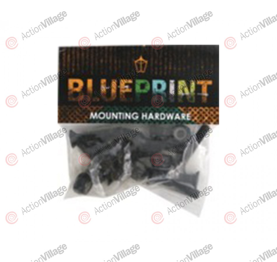Blueprint Skateboards Shapeshift Allen Key Set - 1 - Skateboard Mounting Hardware