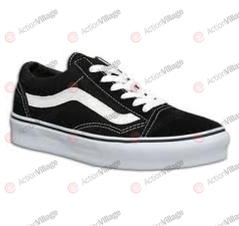 Vans Old Skool - Kids' Shoes Black / White