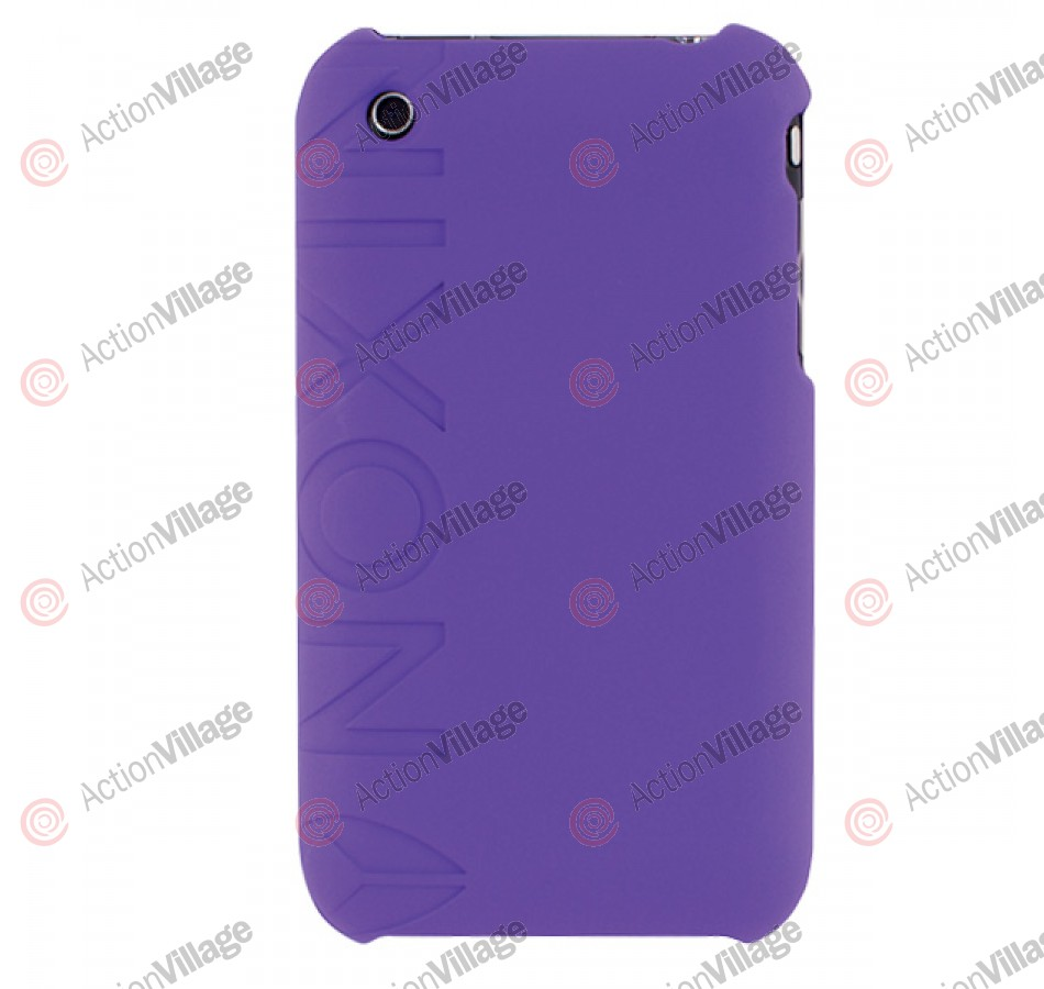 Nixon Fuller iPhone Case - Purple