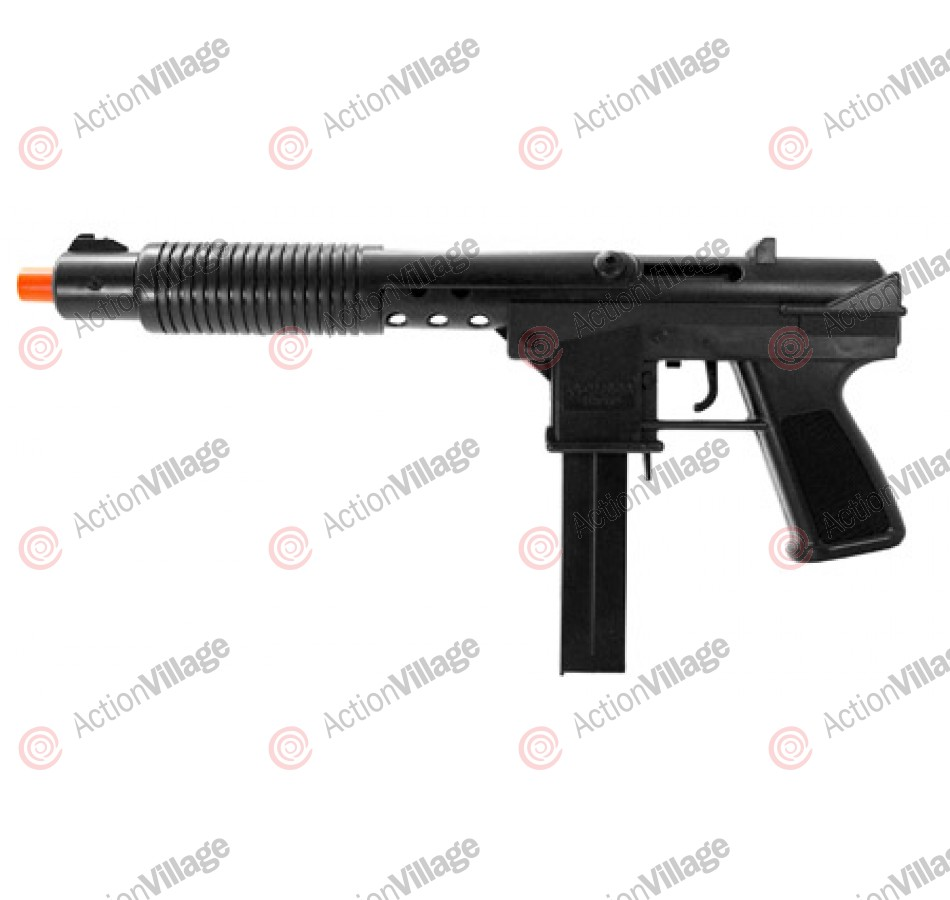 MP289 Spring Airsoft Uzi - Black