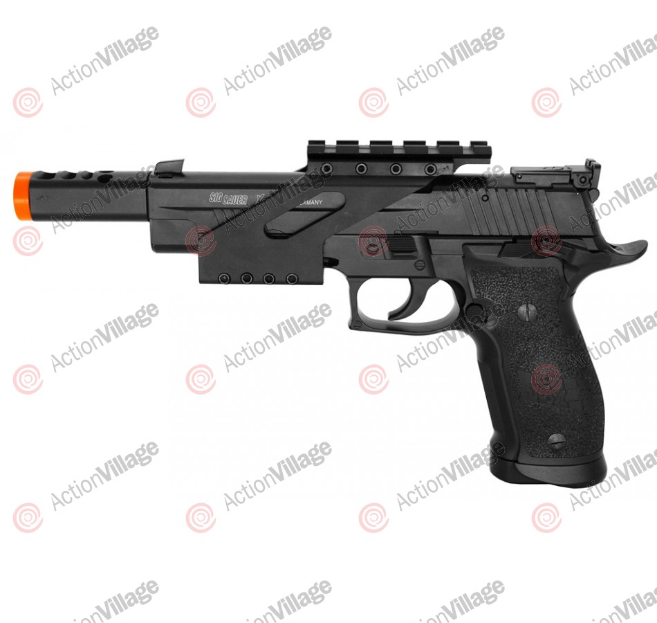 Sig Sauer P226 X-FIVE Open CO2 Airsoft Hand Gun