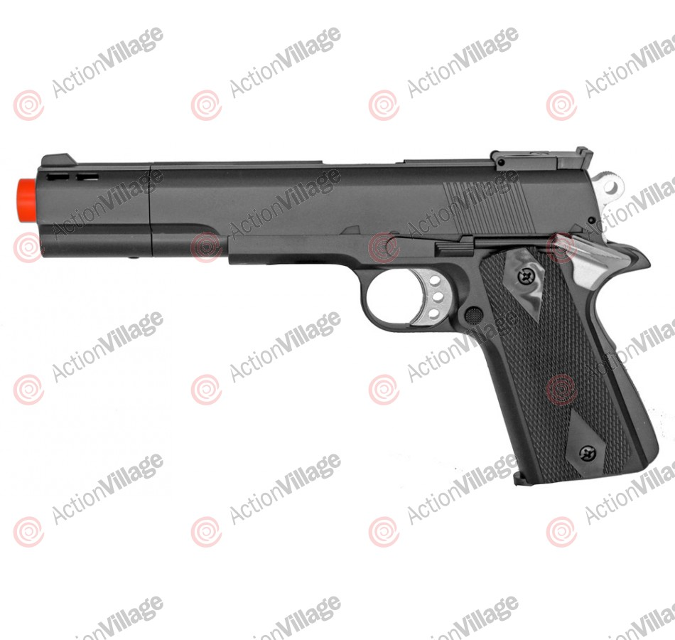 HG-124 Green Gas Airsoft Handgun