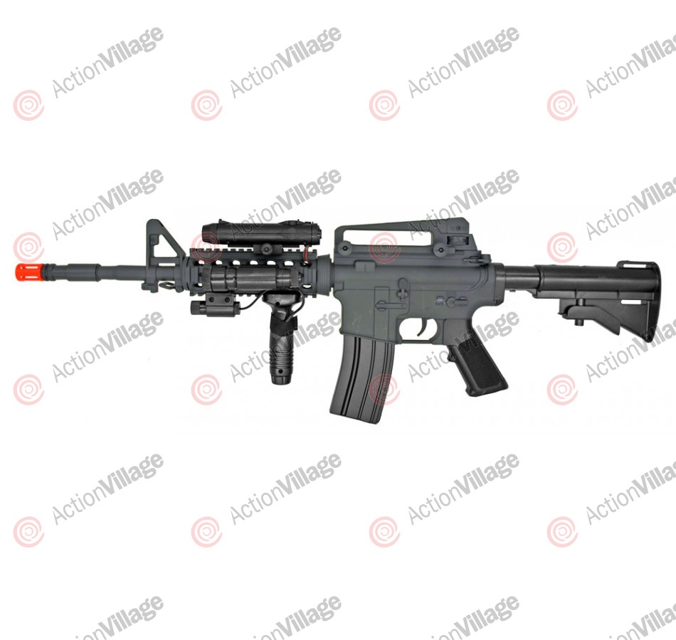 M-3081A Electric Airsoft Rifle