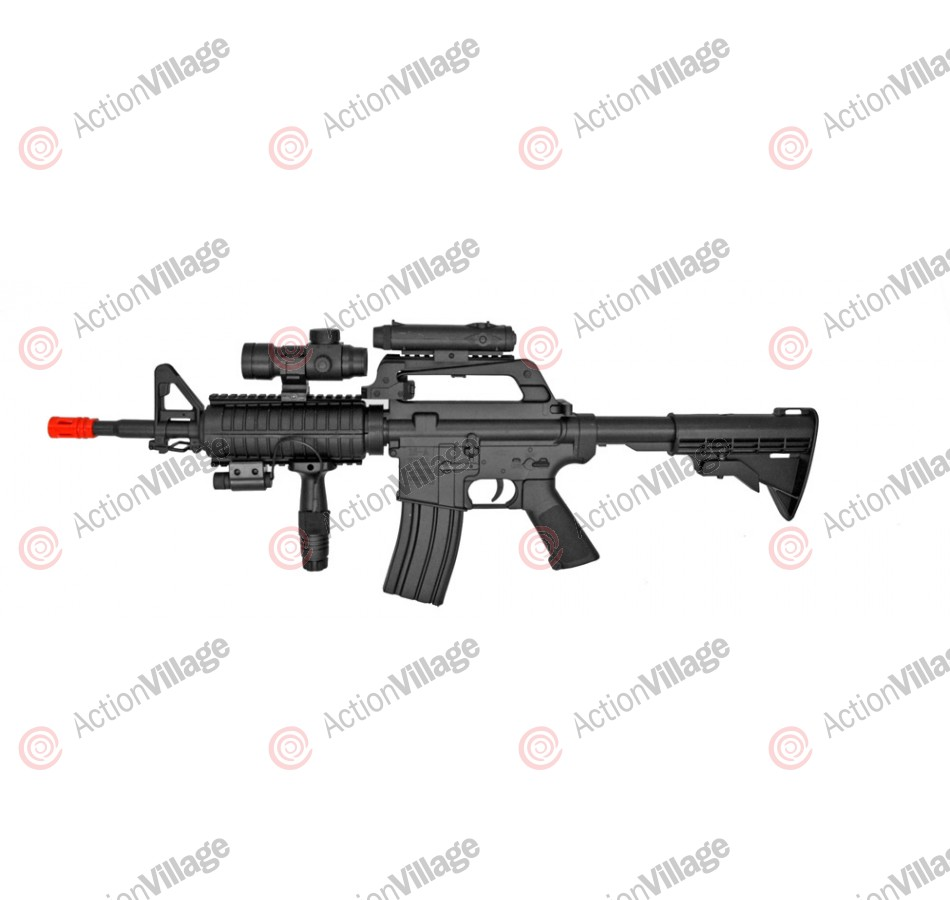 Well MR-744 Spring Airsoft Rifle