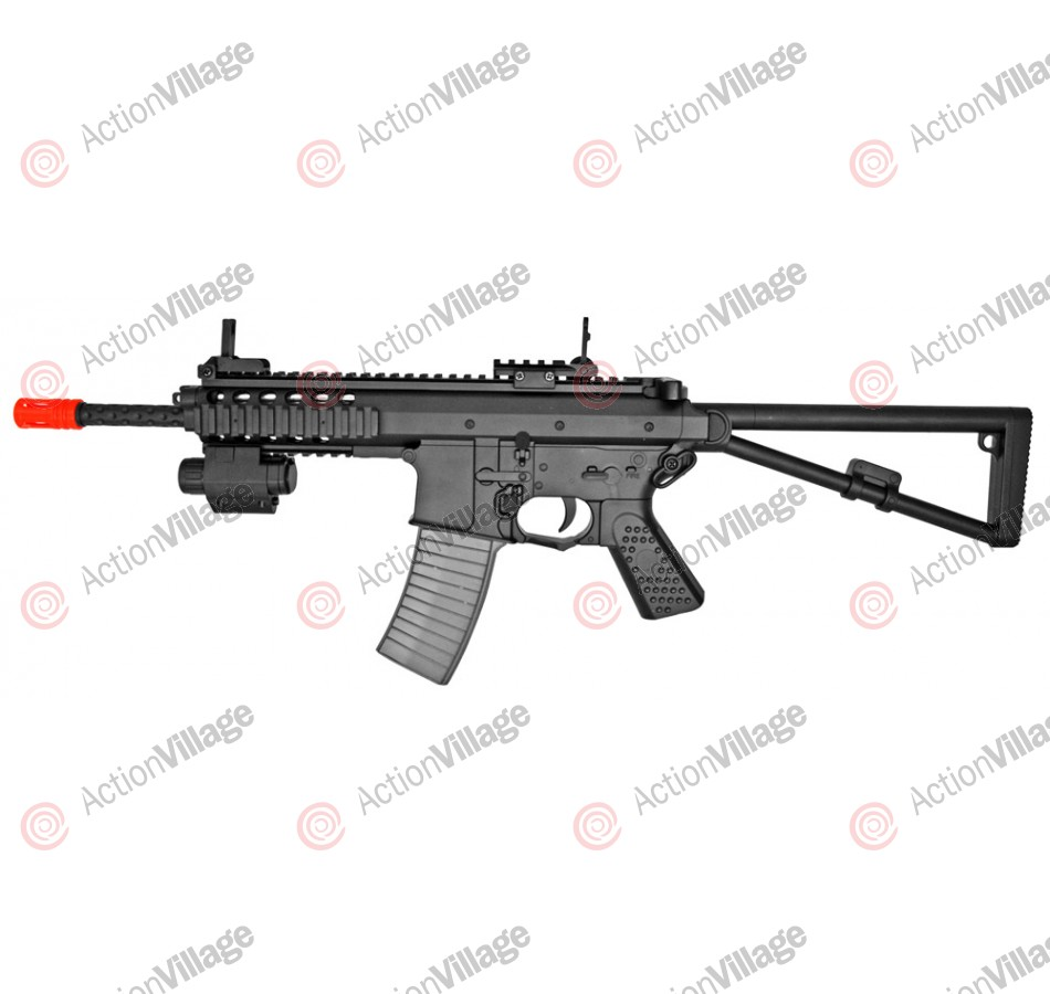 P1188 Spring Airsoft Rifle w/Bonus Handgun