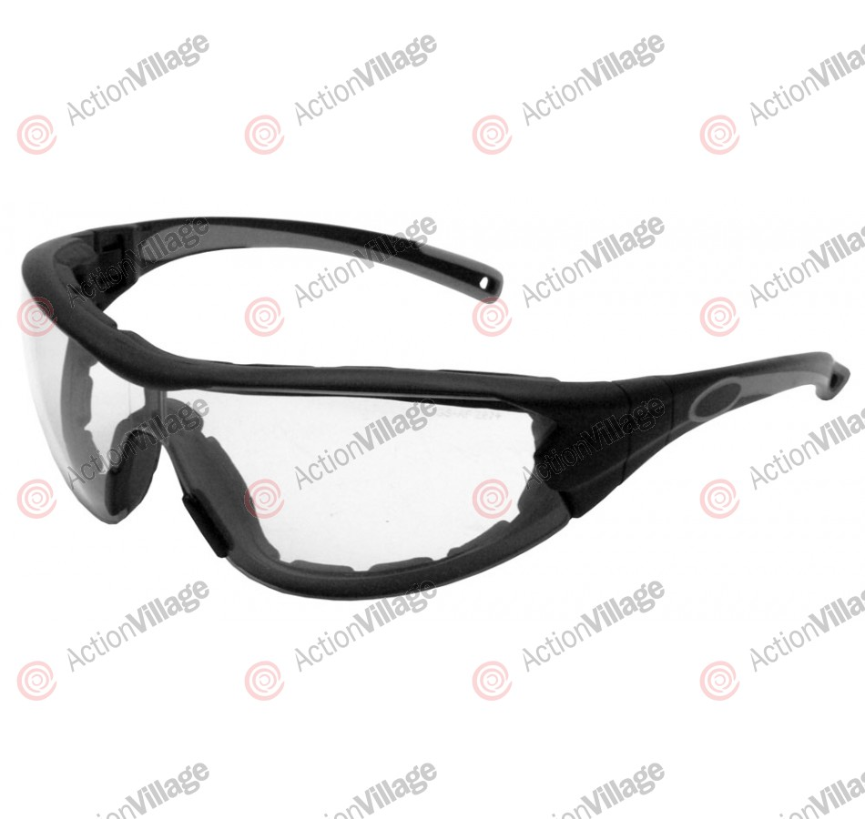 Airsoft Swap Safety Glasses / Goggles - Clear Lens
