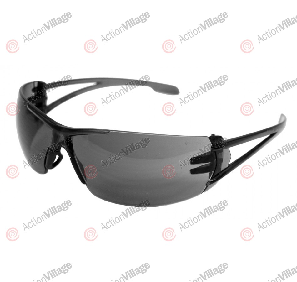Airsoft Varsity Safety Glasses - Smoke