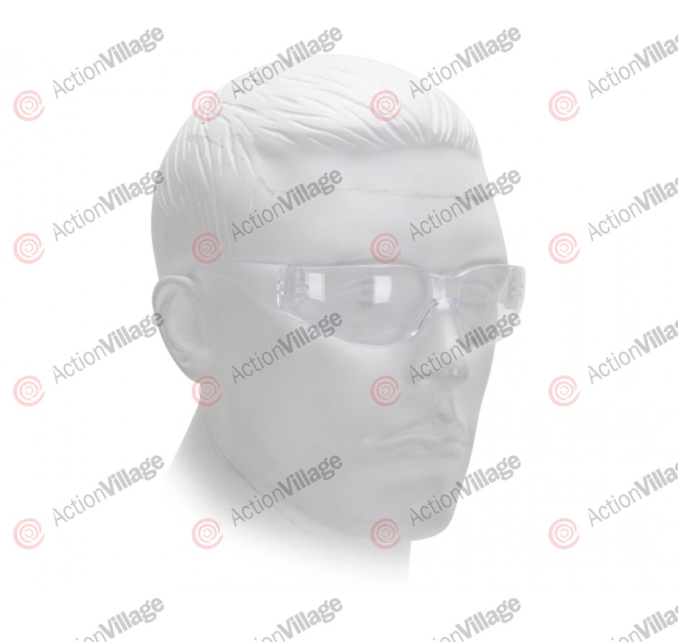 Airsoft Starlite Small Gumball Safety Glasses - White