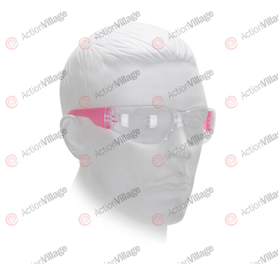 Airsoft Starlite Gumball Safety Glasses - Pink