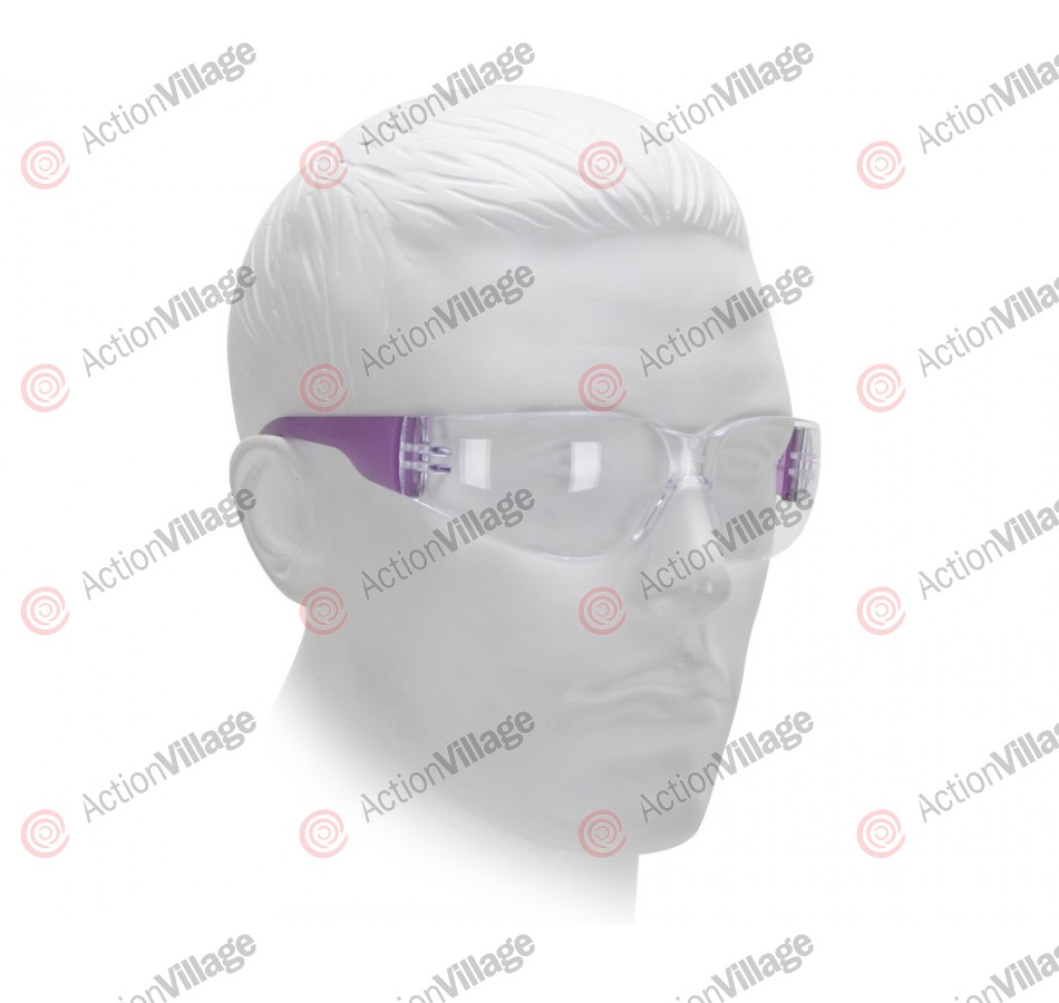Airsoft Starlite Gumball Safety Glasses - Purple