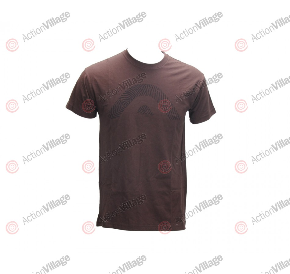 Angel Adentity Men's T-Shirt - Brown