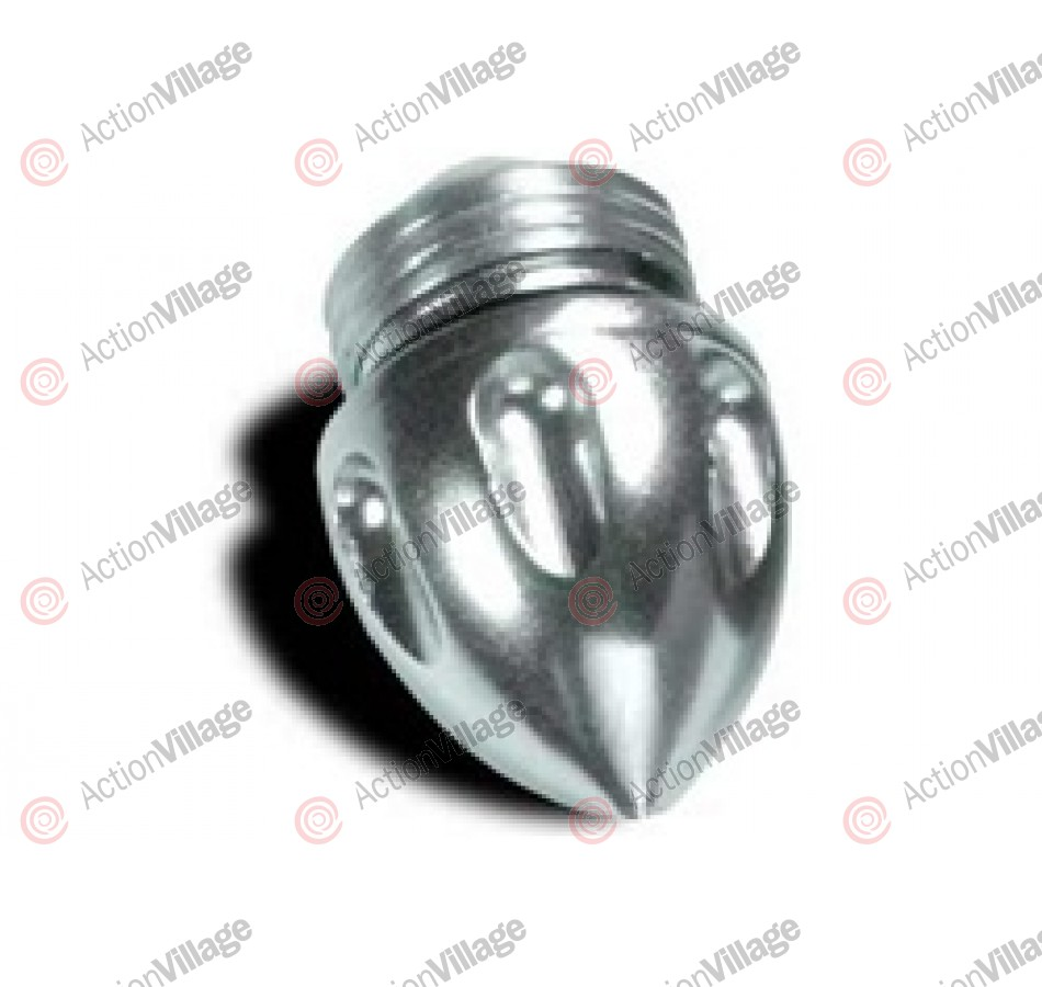 WDP Angel LED/LCD/IR3 Bullet Ball Detent - Silver
