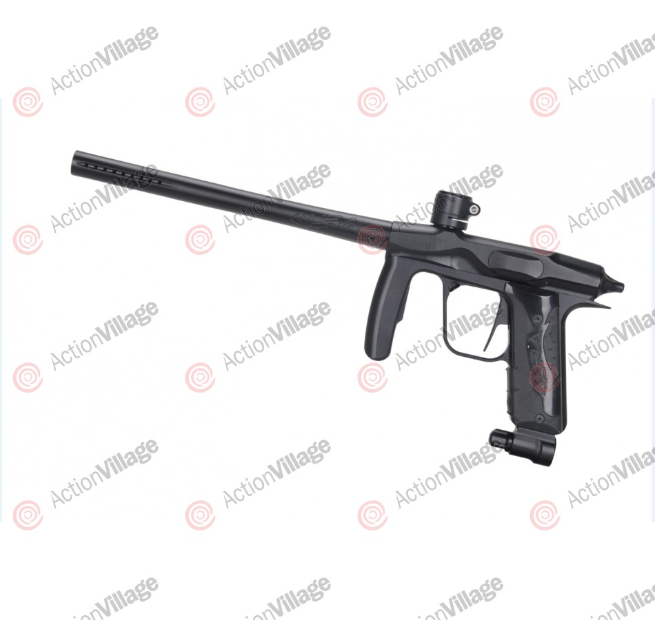 2011 Mokal Aura Paintball Gun - Dust Black