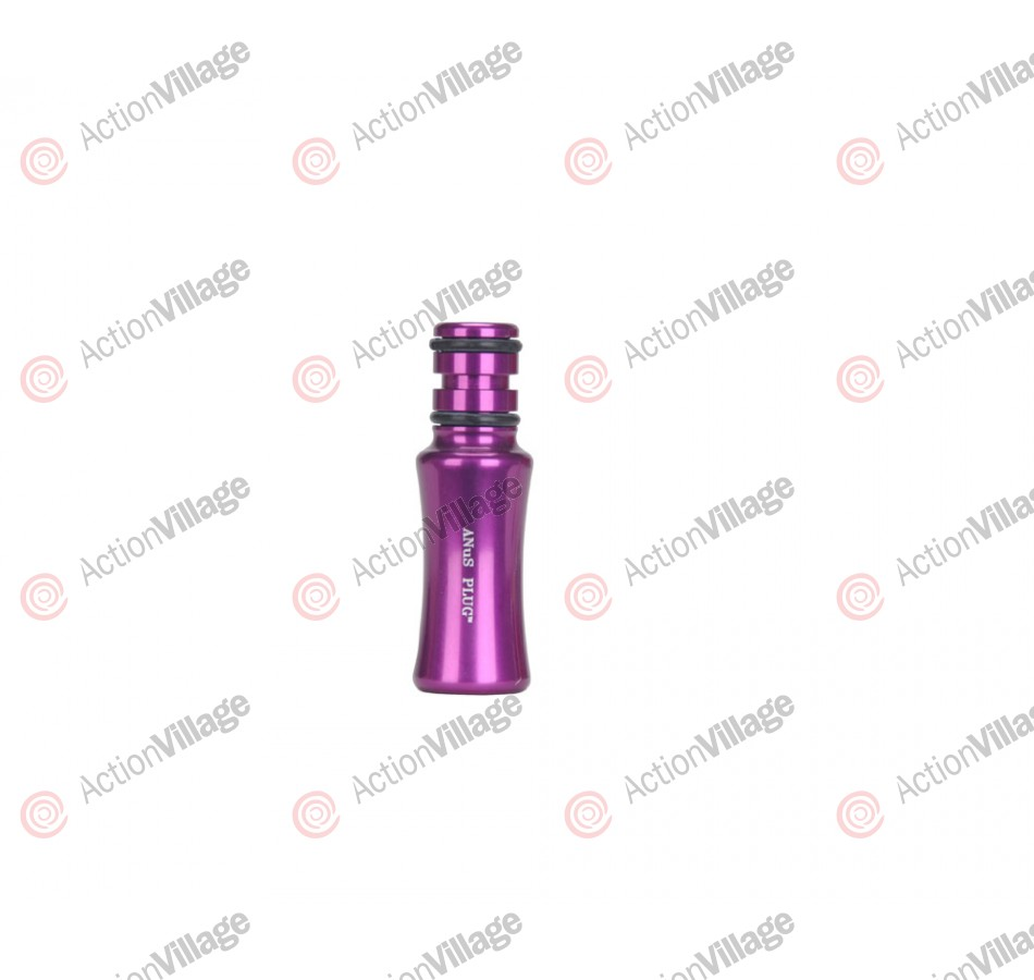 ANS ANuS Barrel Plug - Purple